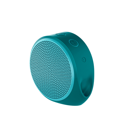 Logitech X100 Wireless Bluetooth Speaker, Green